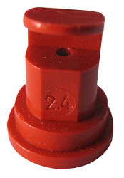 Red 2.4 Anvil Nozzle