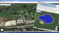 Google map and inset calculator