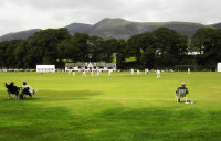 Cricket Match Keswick