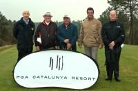 NeiL Coles   Angel Gallardo at PGA Catalunya Resort