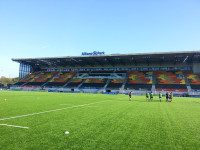 A quick visit to Allianz Park in Ocotber 2013