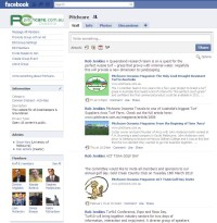 Pitchcare on Facebook