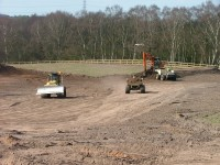 Excavation of new pitches #2