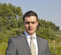 David Morgan, Ransomes Jacobsen's new Product Manager