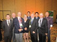 Me and Mike O\' with Austen Sutton and Mike from Syngenta with other award winnerseps