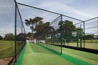 New cricket practice facility
