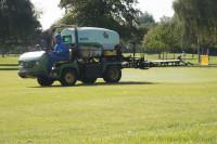 GPS spraying at Ely GC 3 MR
