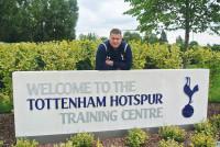 Spurs DarrenBaldwin Sign