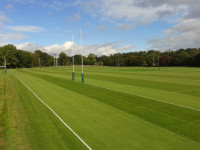 2nd site rugby pitches