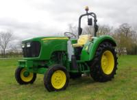 5055E 2WD tractor