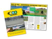 BAR 50 SOS leaflet