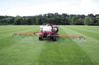 Bayer Spraying