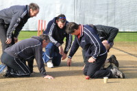 Loughborough KneelingInspection