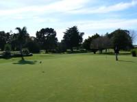 Putting Green at Pakuranga Country Club