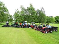 Reaseheath Open Vintage Golf Day Kit 2011 1