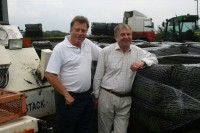 Chris Carr and Colin Hood at Q Lawns.jpg