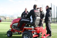 Responsibility for maintenance should be allocated to a dedicated team, be it on-site grounds staff or outsourced to a specialist contractor.
