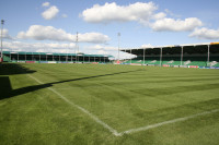 Worcester RFC pitch pic