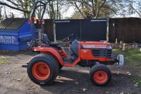 Kubota Tractor & Sisis Auto Rotorake 19 11 2011 003