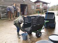 MRM trailer barrow
