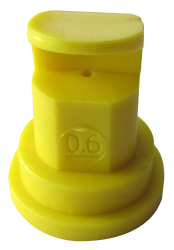 Yellow 0.6 Anvil Nozzle