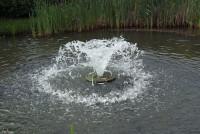 Otterbine fountain