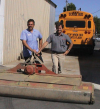 Delhi Unified School Dist Randy Ford & Bob