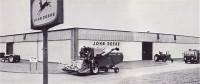 John Deere at Langar Notts 1966