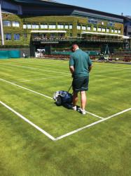 Wimbledon Linemarking