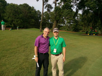With Paul Mcginley