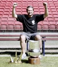 Chris Hague-Parken Stadium Groundsman of the Year!