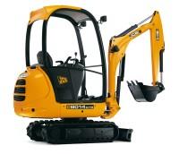 JCB's 8014 mini excavator
