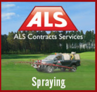 ALS Contracts Spraying BG
