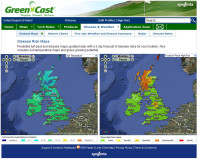 GreenCast soil temp & Fusarium risk - Sept 09.jpg