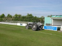 The Petrol Tractor