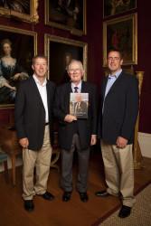 Walter Woods book launch