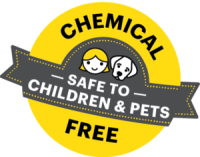 MossOff is chemical free and safe to children & pets