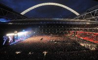 The Killers at Wembley