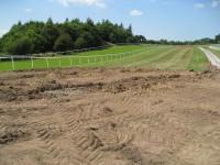 Generasl fence regrading grd July 2014