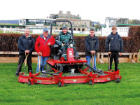 Kelso Groundstaff