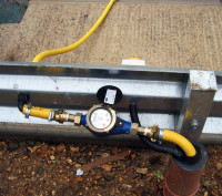 Water meters were fitted to the ClearWater system at NT Cliveden to calculate water savings