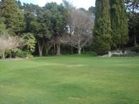 Grounds inside  Manuwatu campus of Massey University