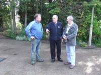 L R Kevin, Peter & Tom