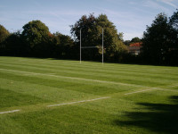 St Christopher School Rugby Pitch
