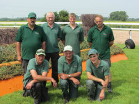 Southwell groundstaff