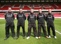 Ewan and Forest Groundstaff