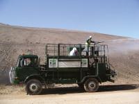 Hydroseeding CDTS 6000 lt hydroseeder
