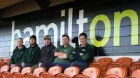 The Waikato Stadium & Seddon Park Team