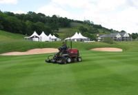 Toro 5410 on 18th of 2010 Ryder Cup Course.jpg