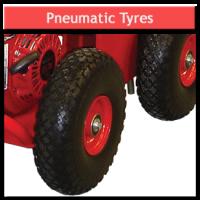 Camon LA25 Pneumatic Tyres